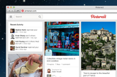 Pinterest Yeni Arayüzünü Kullanıcılara Sunmaya Başladı