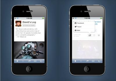 Tumblr 2013'ün İlk Yarısında Mobil Uygulamasında Reklam Göstermeye Başlayacak
