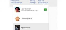 Google+ ve YouTube Birlikte Çalışacak