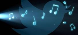 'Twitter Müzik Uygulaması Hayata Geçiyor'