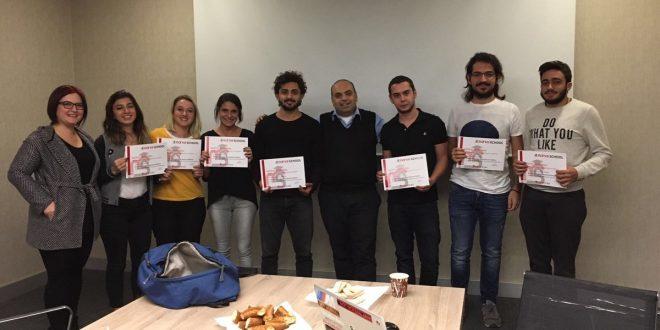 MarkeFront, Kadir Has Üniversitesi Yeni Medya Bölümü Öğrencilerini Konuk Etti